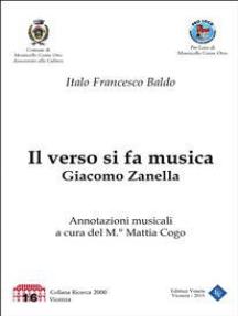 Il verso si fa musica: Giacomo Zanella