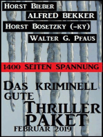 Das kriminell gute Thriller Paket Februar 2019