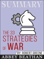 Summary of The 33 Strategies of War by Robert Greene