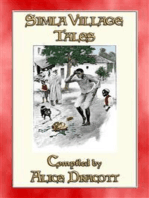 SIMLA VILLAGE TALES - 51 illustrated tales from the Indian foothills of the Himalayas