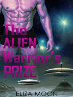 The Alien Warrior's Prize