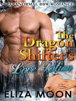 The Dragon Shifter's Love Potion