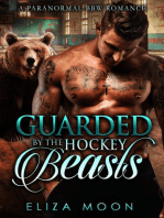 Guarded by the Hockey Beasts