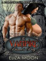The Vampire Prince's Prey