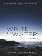 Write in Water