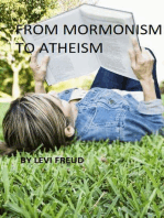 From Mormonism To Atheism