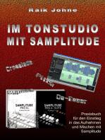 Im Tonstudio mit Samplitude