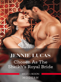 Chosen as the Sheikh's Royal Bride by Jennie Lucas - Book - Read Online