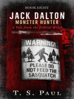 Jack Dalton, Monster Hunter