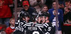 Alex DeBrincat's Hat Trick Leads The Blackhawks To A Wild 8-7 Victory Over The Senators