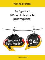 Auf geht's! I 65 verbi tedeschi più frequenti