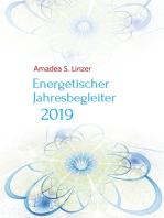 Energetischer Jahresbegleiter 2019: Ein Wirkbuch für Zeitreisende