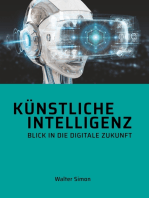 Künstliche Intelligenz Blick in die digitale Zukunft