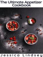 The Ultimate Appetizer Cookbook