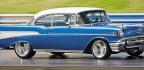 DEAN HEMBLADE, BRIGHTON, EAST SUSSEX 1957 Chevrolet Bel Air