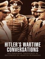 Hitler's Wartime Conversations