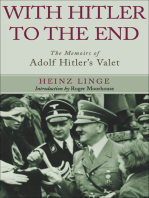 With Hitler to the End