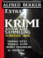 Extra Krimi Auswahl-Sammlung Februar 2019