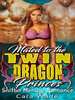 Mated To The Twin Dragon Princes