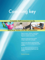 Coaching key Complete Self-Assessment Guide