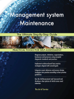 Management system Maintenance The Ultimate Step-By-Step Guide