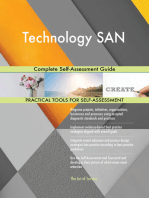 Technology SAN Complete Self-Assessment Guide