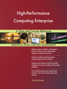 High-Performance Computing Enterprise A Clear and Concise Reference