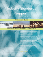 Industry Standards Support A Complete Guide