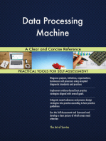 Data Processing Machine A Clear and Concise Reference