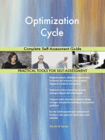 Optimization Cycle Complete Self-Assessment Guide