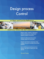 Design process Control A Clear and Concise Reference