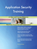 Application Security Training A Clear and Concise Reference