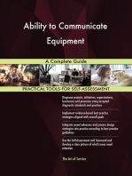 Ability to Communicate Equipment A Complete Guide