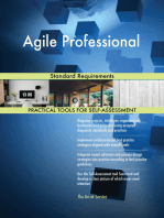 Agile Professional Standard Requirements