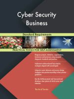 Cyber Security Business Standard Requirements