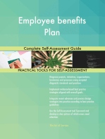 Employee benefits Plan Complete Self-Assessment Guide