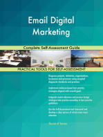 Email Digital Marketing Complete Self-Assessment Guide