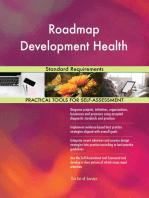 Roadmap Development Health Standard Requirements