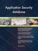 Application Security database Complete Self-Assessment Guide