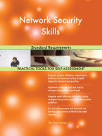 Network Security Skills Standard Requirements