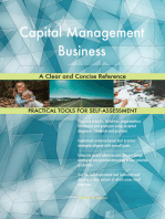 Capital Management Business A Clear and Concise Reference