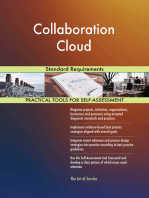 Collaboration Cloud Standard Requirements