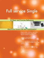 Full service Single A Clear and Concise Reference
