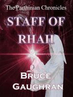 Staff of Rhah - The Parthinian Chronicles