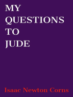 My Questions to Jude