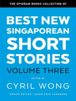 The Epigram Books Collection of Best New Singaporean Short Stories: Volume Three: The Epigram Books Collection, #3