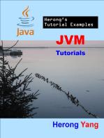 JVM Tutorials - Herong's Tutorial Examples
