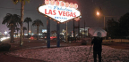 Las Vegas Gets Hit With Second Snowstorm In A Week. What Are The Odds?