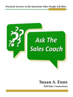 Ask the Sales Coach