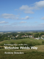 Rambling Man Walks The Yorkshire Wolds Way